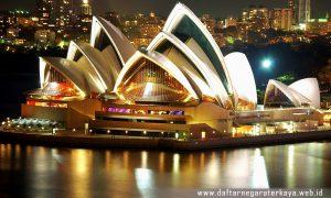 Australia Sebagai Negara Maju