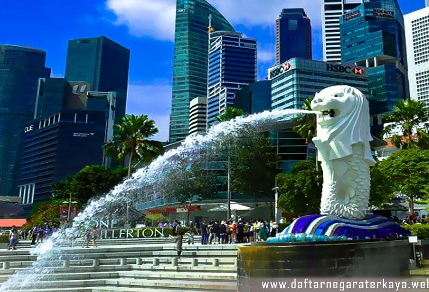 Bagaimana Singapura Menjadi Negara Terkaya