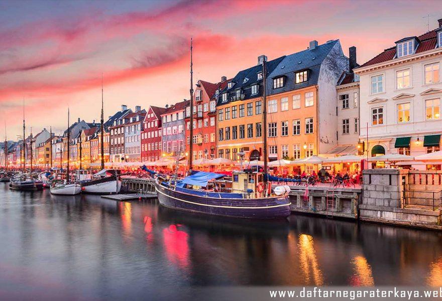 Denmark Merupakan Negara Paling Bahagia