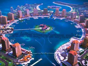 Fakta Negara Qatar , Negara Kecil Tapi Kaya