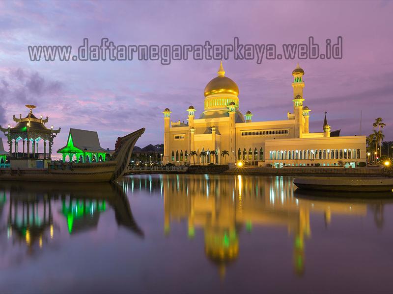 Fakta Unik Negara Brunei
