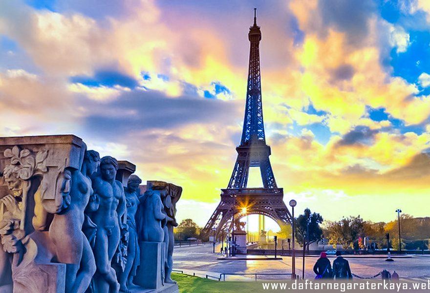 Kakayaan Dan Profil Negara Perancis