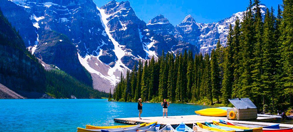 Kanada Menjadi Negara Kaya Raya Karena