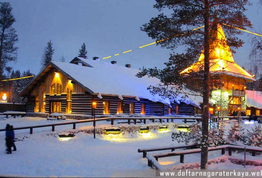 Kekayaan Dari Negara Finlandia