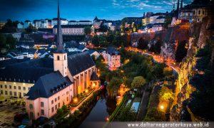 Luksemburg Negara Terkaya Di Eropa