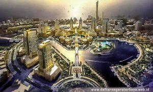 Sumber Kekayaan Arab Saudi