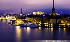 Swedia Menjadi Negara Terkaya