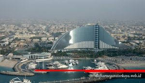 Bahrain Kaya Karena Pariwisata