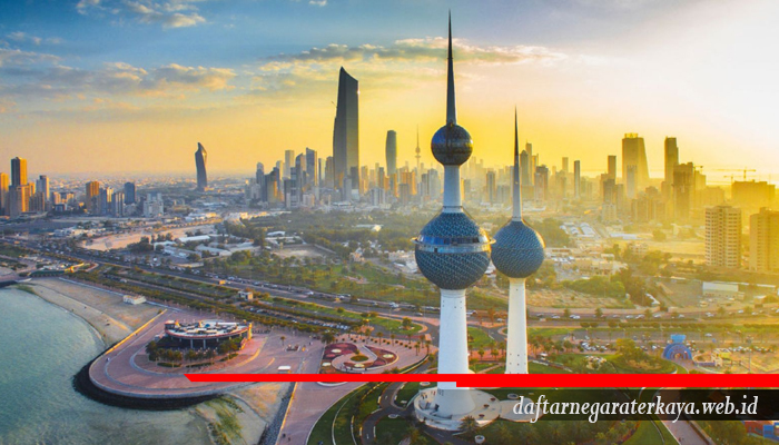 Kekayaan Negara Kuwait