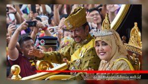 Kekayaan Sultan Brunei Darussalam