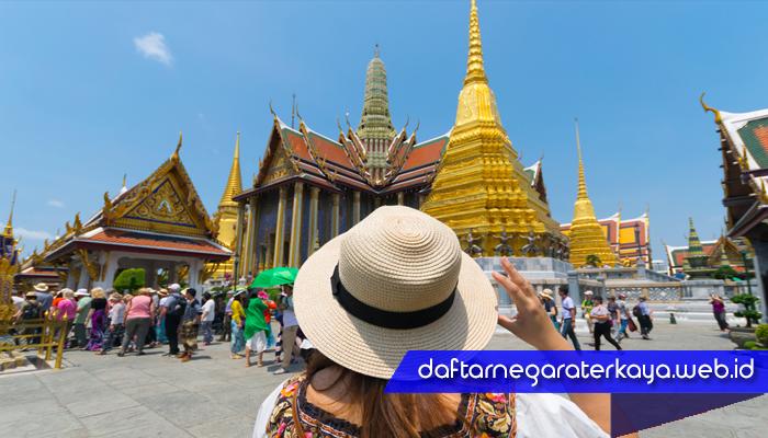 Kekayaan Negara Thailand