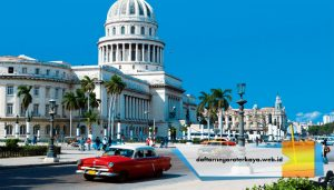 Negara pernah Kaya Kuba