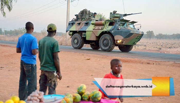 Negara pernah Kaya Mali