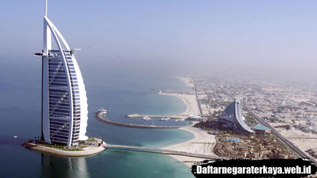 Negara Kaya Uni Emirat Arab