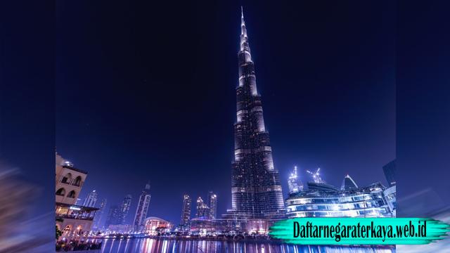 Alasan Mengapa Dubai Bisa Menjadi Sangat Kaya