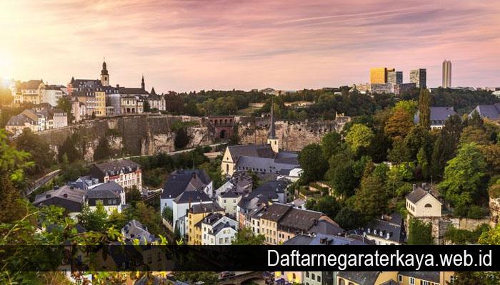 Kenyamanan Hidup di Luxembourg