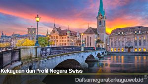 Kekayaan dan Profil Negara Swiss
