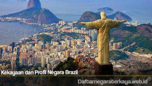 Kekayaan dan Profil Negara Brazil