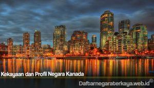 Kekayaan dan Profil Negara Kanada