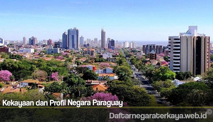 Kekayaan dan Profil Negara Paraguay