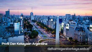 Profil Dan Kekayaan Argentina