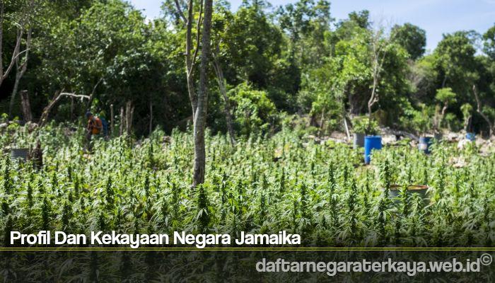 Profil Dan Kekayaan Negara Jamaika