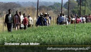 Zimbabwe Jatuh Miskin